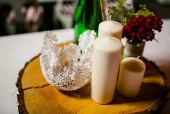 Hochzeit DIY:  Centerpieces