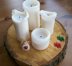 DIY Simpler Adventskranz