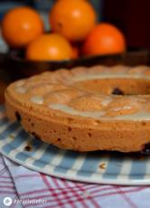Sonntagskuchen: Orangen-Kirschkuchen