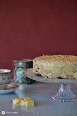 Sonntagskuchen: Baileys-Mandelkuchen