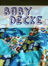 Babydecke: Patchwork aus Dreiecken