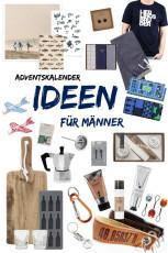Adventskalender Ideen für Männer