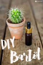 DIY Bartöl selbermachen