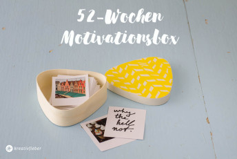 52 Wochen Motivationsbox