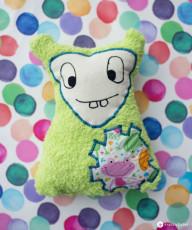 DIY Kuschelmonster nähen (und Kreativ für Kinder)