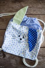 DIY Hasenrucksack für Kinder