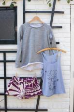 DIY Loungewear Set – Schlafanzug und Co. selbernähen