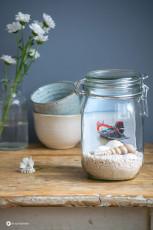 DIY Urlaubserinnerungen im Glas