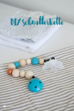 DIY Schnullerkette