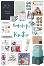 Geschenkideen für Kreative