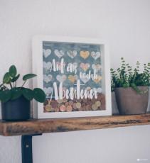 DIY Geldgeschenk zur Hochzeit IKEA Hack und Geld sparen mit Zeek