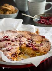 Apfel-Feigenkuchen
