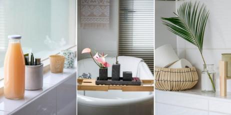 Tipps um euer Badezimmer in eine Wellnessoase zu verwandeln