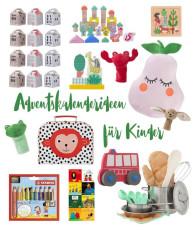 Adventskalenderideen für Kleinkinder 2018