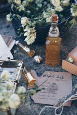 Liquid Luck Potion selbermachen – Honiglikör Rezept