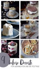 9 leckere Desserts für Weihnachten