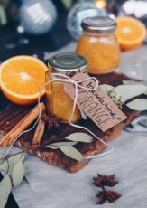 Mandarinen-Orangen-Marmelade - Geschenke aus der Küche Reihe