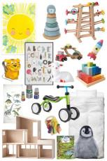 Weihnachtsgeschenkideen für Kleinkinder