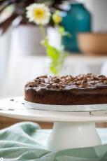 Kleiner Schoko Mud Cake