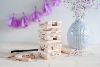 Spiele als Alternative für ein Hochzeitsgästebuch