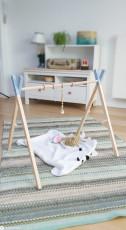 DIY Spielbogen für Babys