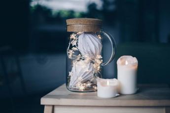 DIY Lichtglas selbermachen