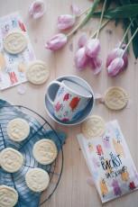DIY Geschenkset für die beste Freundin: Tasse und Glückskekse