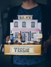 DIY Geldgeschenk zur Hochzeit – Miniaturwelt