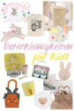 Bunte Osterdeko und Kleinigkeiten fürs Osterfest mit Kindern