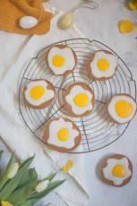 Spiegelei Amerikaner zu Ostern backen