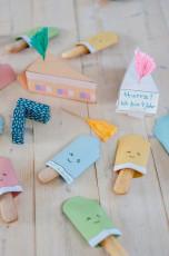DIY Geschenkverpackungen für Mitgebsel in der Kita
