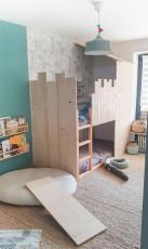 IKEA Kura Hack – DIY Hochbett für zwei Kinder