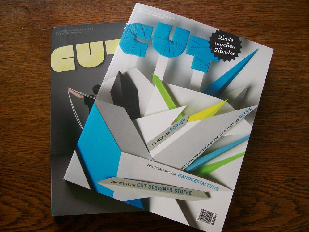 CUT Magazine Titel