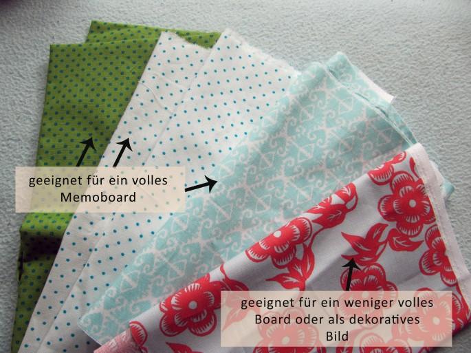 memoboard und pinnwand selbermachen einfaches deko diy. Black Bedroom Furniture Sets. Home Design Ideas