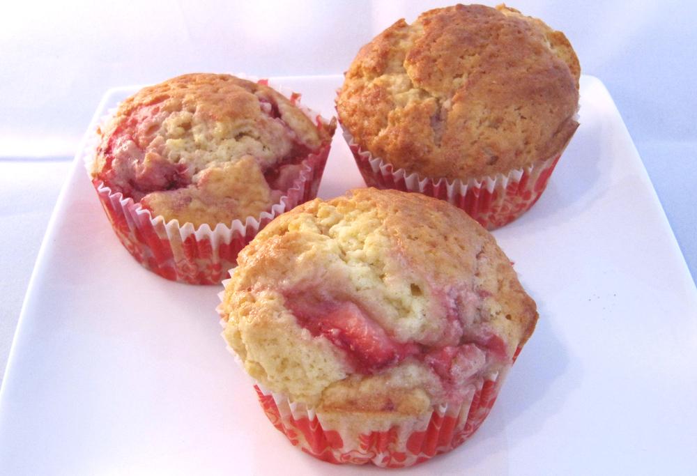 erdbeerjoghurtmuffins