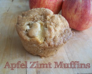 apfel zimt muffins rezept