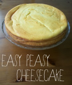 simpler kaesekuchen