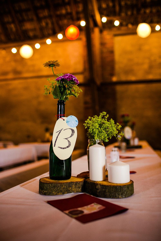 Hochzeit Diy Centerpieces Tischdeko G Nstig Selbermachen