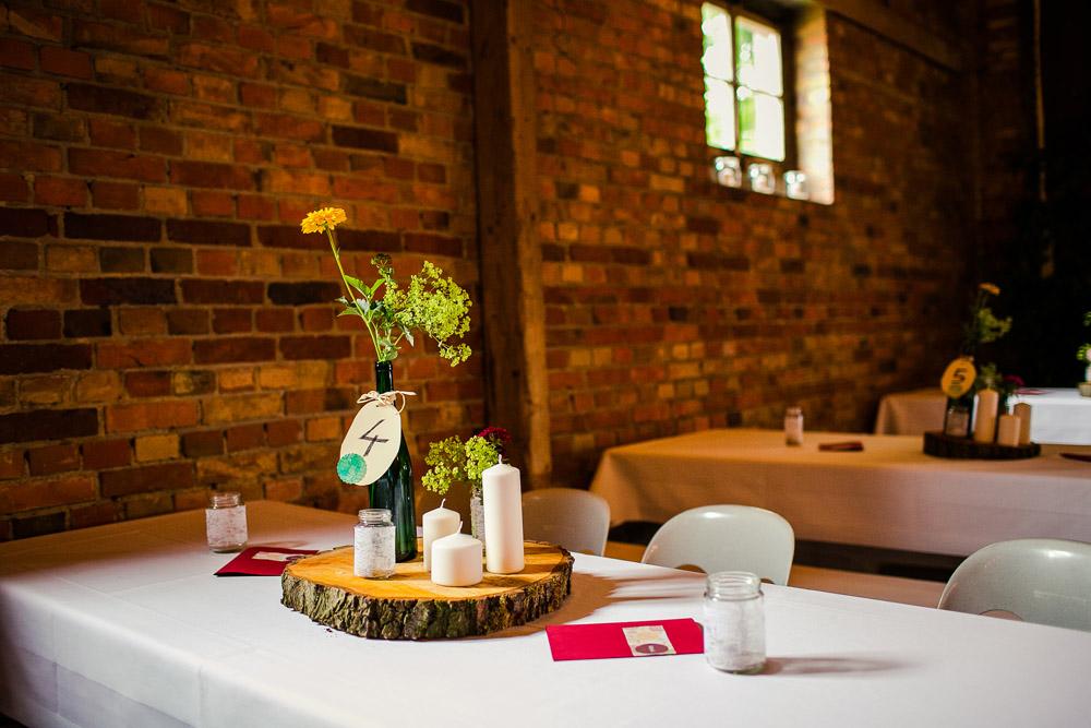 Deko Billig.Hochzeit Diy Centerpieces Tischdeko Günstig Selbermachen
