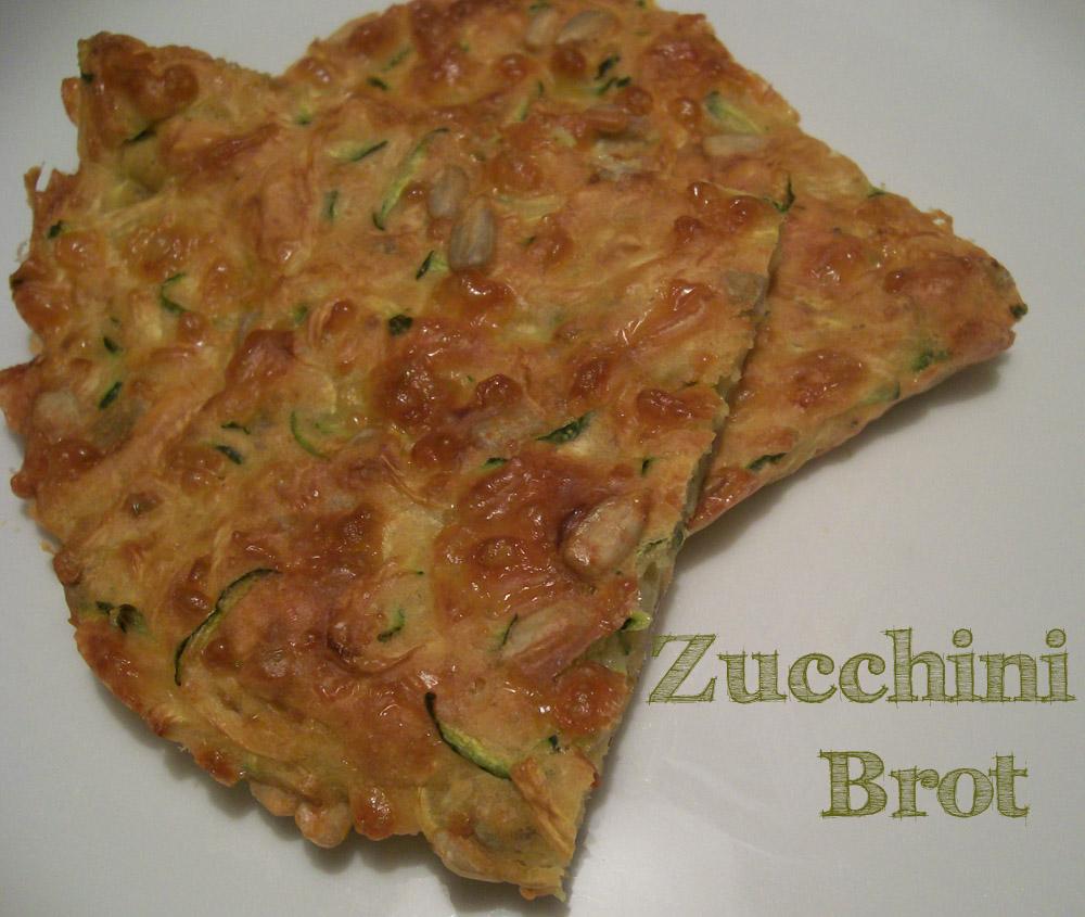 zucchini brot rezept