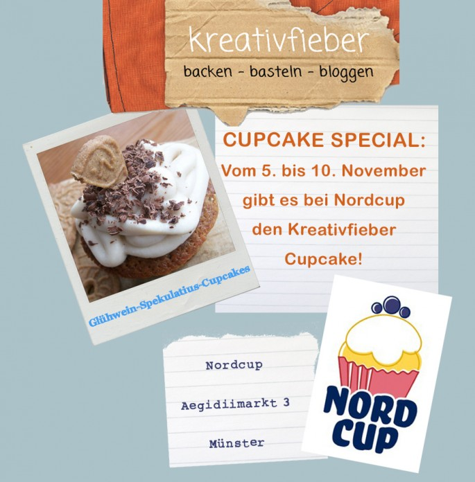 Cupcake bei Nordcup