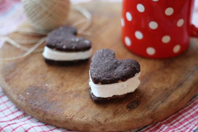 Schoko Marshmallow Kekse Geschafft!