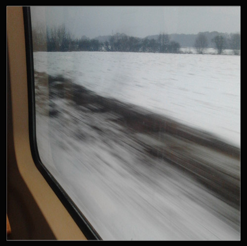 Zugfahren Frage-Foto-Freitag