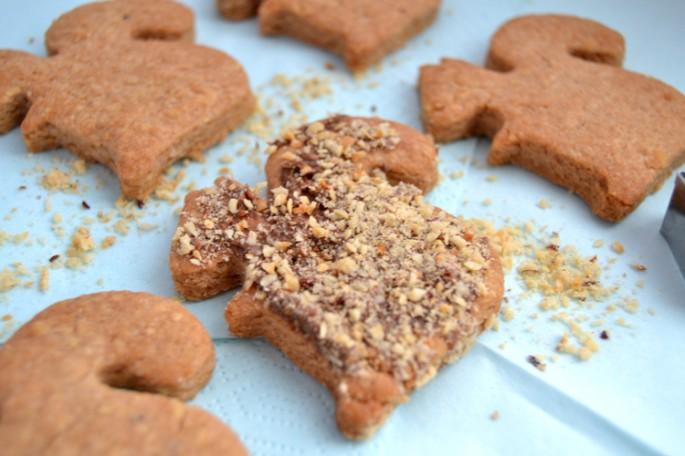 Nutella-Haselnuss-Kekse