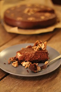 Chocolate Cheesecake Sonntagskuchen