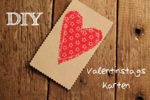 DIY Valentinstagkarte