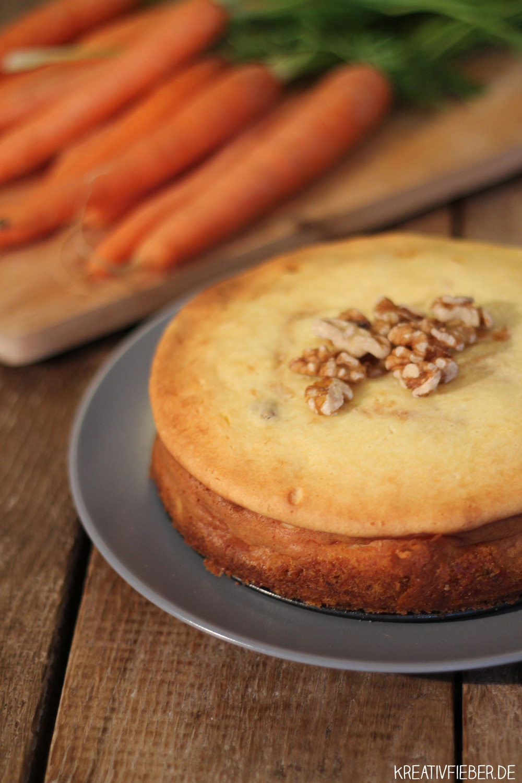 Karotten Cheesecake