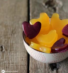 diy fruchtgummi selbermachen