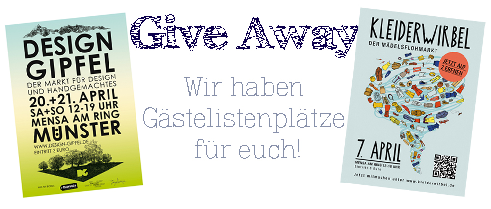 Give Away Münster
