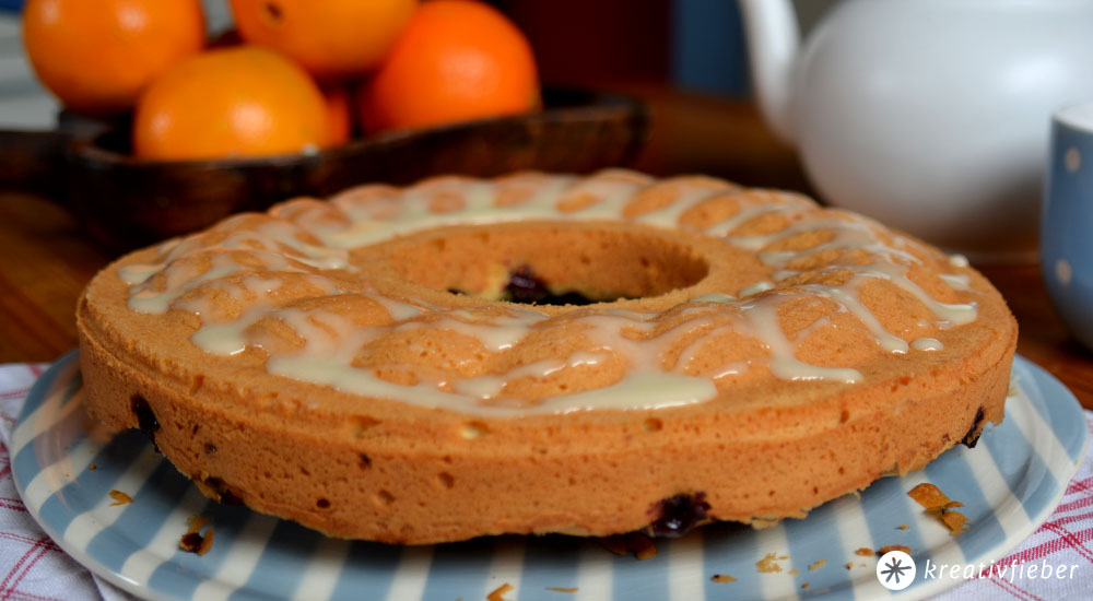 orangen-kirsch kuchen